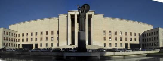 architettura fascista appunti